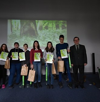 Young People in European Forest 2019