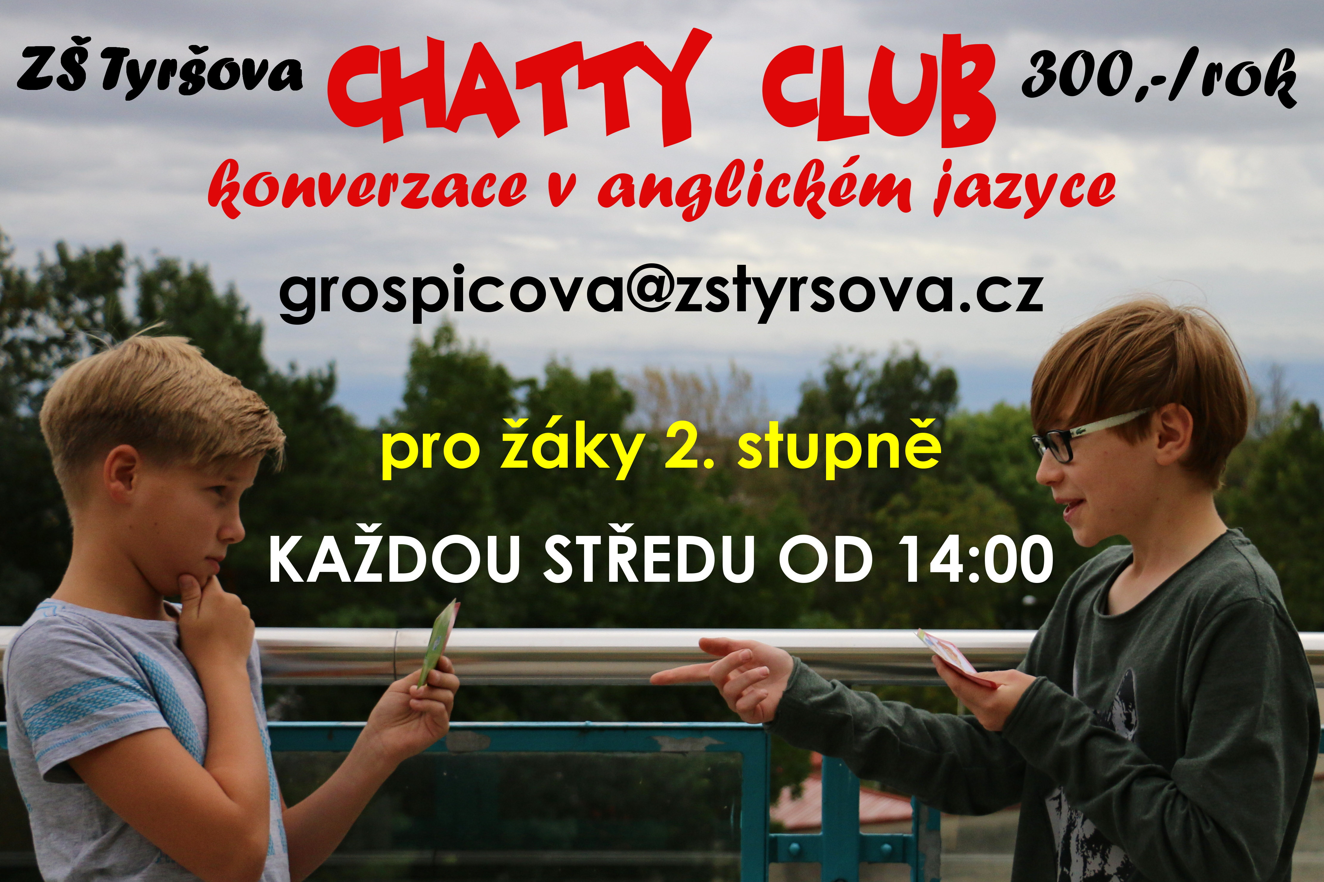 CHATTY CLUB 2018/2019