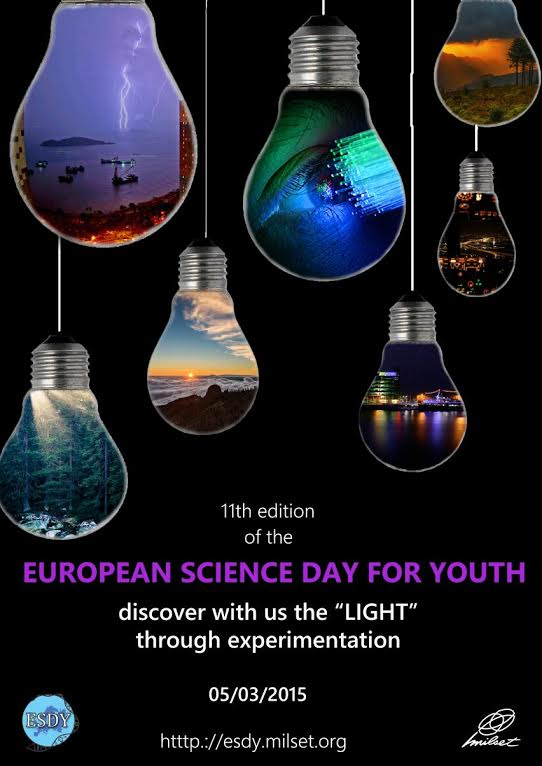 European Science Day For Youth 2015